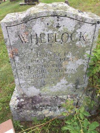 WHEELOCK, HARVEY H. - Windham County, Vermont | HARVEY H. WHEELOCK - Vermont Gravestone Photos