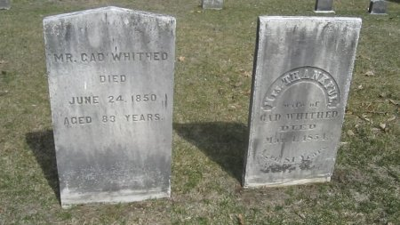 WHITHED, THANKFUL - Windham County, Vermont | THANKFUL WHITHED - Vermont Gravestone Photos