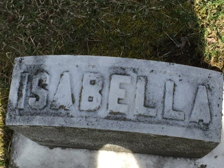 WHITHED, ISABELLA A. #2 - Windham County, Vermont | ISABELLA A. #2 WHITHED - Vermont Gravestone Photos