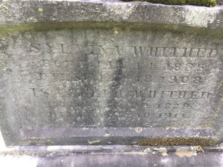 WHITHED, ISABELLA A. - Windham County, Vermont   ISABELLA A. WHITHED - Vermont Gravestone Photos
