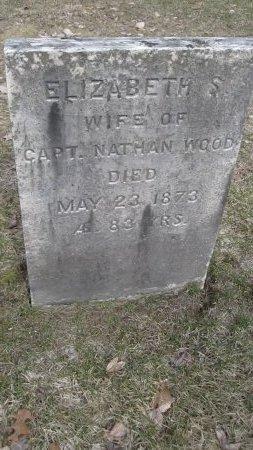 WOOD, ELIZABETH - Windham County, Vermont | ELIZABETH WOOD - Vermont Gravestone Photos