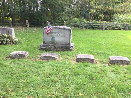 WOOD FAMILY STONE, .. - Windham County, Vermont | .. WOOD FAMILY STONE - Vermont Gravestone Photos