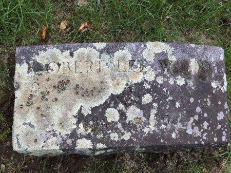 WOOD, ROBERT LEE - Windham County, Vermont | ROBERT LEE WOOD - Vermont Gravestone Photos