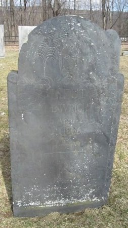 WRIGHT, LIEUT. JOB - Windham County, Vermont | LIEUT. JOB WRIGHT - Vermont Gravestone Photos