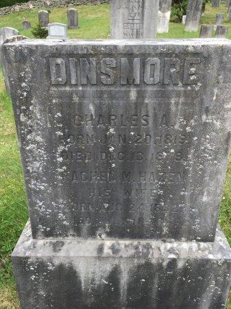 DINSMORE, RACHAEL MELISSA  - Windham County, Vermont | RACHAEL MELISSA  DINSMORE - Vermont Gravestone Photos