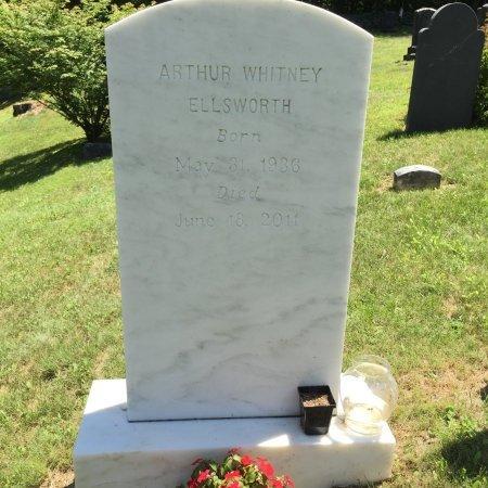 ELLSWORTH, ARTHUR WHITNEY - Windham County, Vermont | ARTHUR WHITNEY ELLSWORTH - Vermont Gravestone Photos