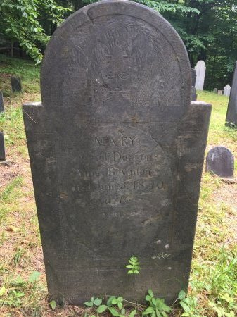 "PARKER BOYNTON, MARY ""POLLY""  - Windsor County, Vermont   MARY ""POLLY""  PARKER BOYNTON - Vermont Gravestone Photos"