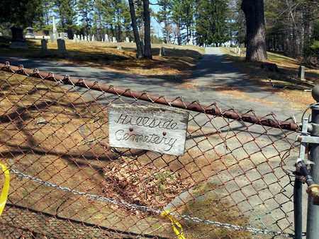 CEMETERY SIGN,  - Windsor County, Vermont |  CEMETERY SIGN - Vermont Gravestone Photos