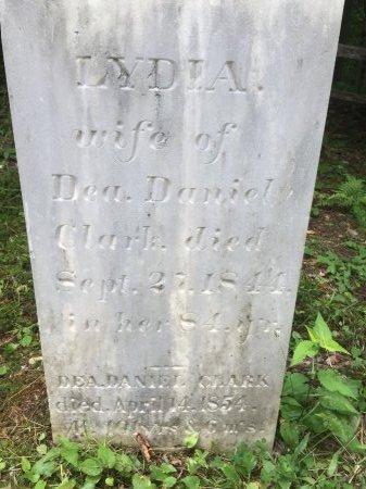 CLARK, DEACON DANIEL - Windsor County, Vermont | DEACON DANIEL CLARK - Vermont Gravestone Photos