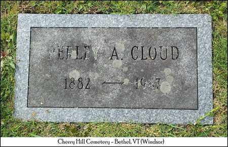 CLOUD, PERLEY A. - Windsor County, Vermont   PERLEY A. CLOUD - Vermont Gravestone Photos