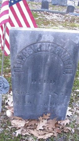 HUTCHINSON, GEORGE V. - Windsor County, Vermont | GEORGE V. HUTCHINSON - Vermont Gravestone Photos