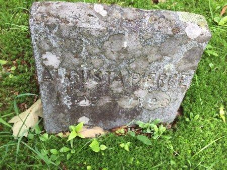 PIERCE, AUGUSTA HANNAH - Windsor County, Vermont | AUGUSTA HANNAH PIERCE - Vermont Gravestone Photos