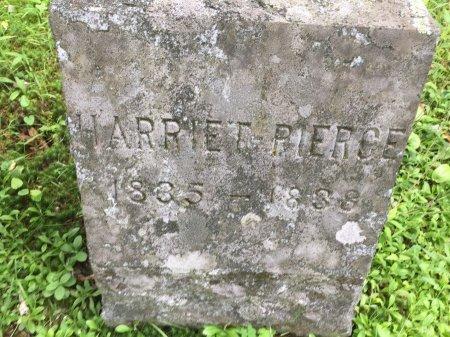 PIERCE, HARRIET - Windsor County, Vermont   HARRIET PIERCE - Vermont Gravestone Photos