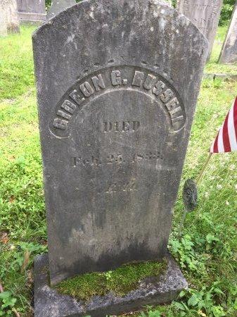 RUSSELL, GIDEON G. - Windsor County, Vermont | GIDEON G. RUSSELL - Vermont Gravestone Photos