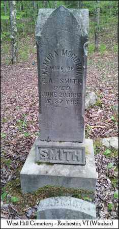 MCGIBBON SMITH, ALMIRA - Windsor County, Vermont | ALMIRA MCGIBBON SMITH - Vermont Gravestone Photos