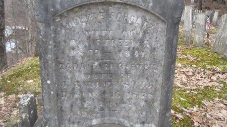 STREETER, MILLIE E. - Windsor County, Vermont   MILLIE E. STREETER - Vermont Gravestone Photos