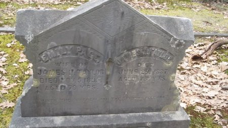 TAYLOR, EMILY - Windsor County, Vermont | EMILY TAYLOR - Vermont Gravestone Photos