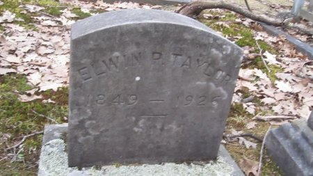 TAYLOR, ELWIN P. - Windsor County, Vermont | ELWIN P. TAYLOR - Vermont Gravestone Photos