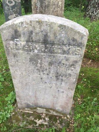 THOMAS, ADDISON G. - Windsor County, Vermont | ADDISON G. THOMAS - Vermont Gravestone Photos