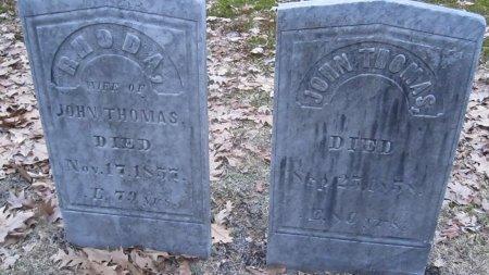 THOMAS, RHODA - Windsor County, Vermont | RHODA THOMAS - Vermont Gravestone Photos
