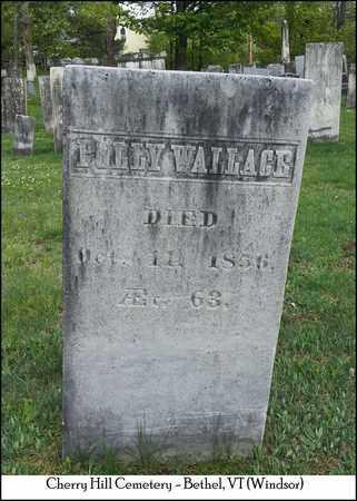 WALLACE, POLLY - Windsor County, Vermont | POLLY WALLACE - Vermont Gravestone Photos