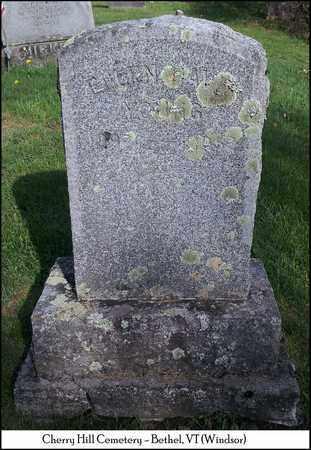 YOUNG, ELLEN - Windsor County, Vermont   ELLEN YOUNG - Vermont Gravestone Photos